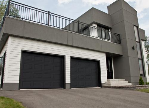 Modern CONTEMPORARY GARAGE DOORS, Classic Model Modern Garage Doors in Richmond Hill, Ontario-Picture#601