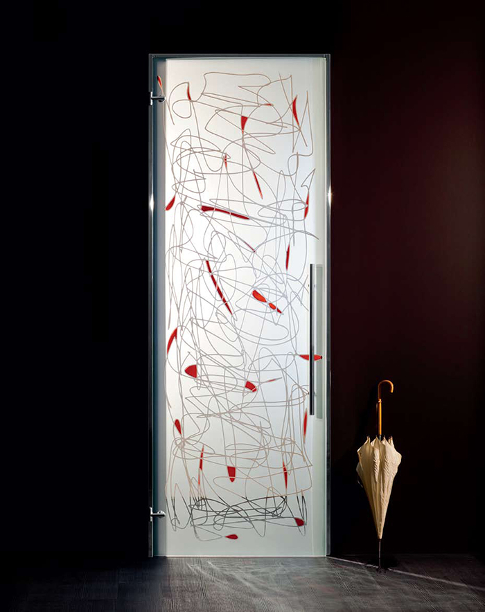 Modern Contemporary  Interior Doors -Modern Contemporary Glass Design Interior Doorsin Newmarket, Ontario-by modern-doors.ca-Picture#MID1506