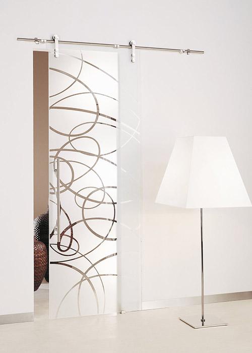 Modern Contemporary Interior Sliding Doors- Glass Design Modern Interior Sliding Doors in Toronto, Ontario by Modern-doors