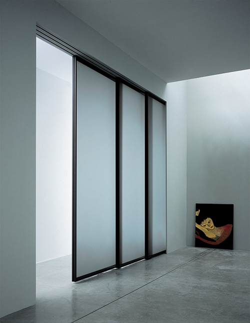Modern Contemporary Interior Sliding Doors-Modern interior top hang Sliding Doors in Oakville-Picture#1212