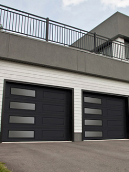 Modern Contemproray Garage Doors