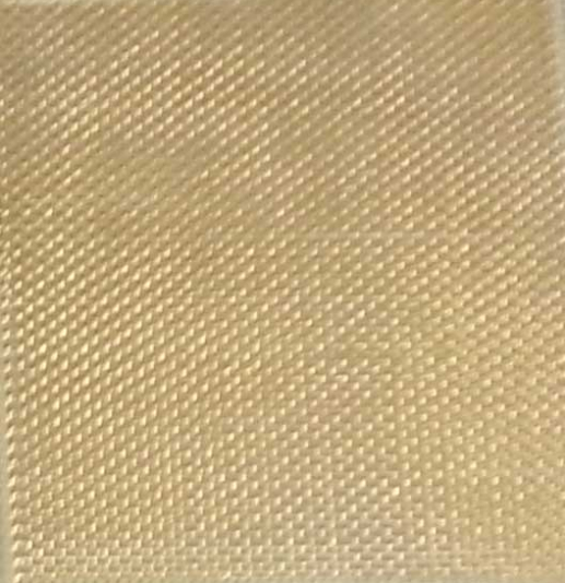 Modern Mesh Gold Glass