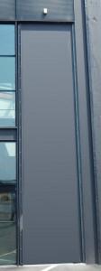 large Oversided 20ft X 4ft industrial door